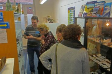 Bezoek aan museum Sluiskil
